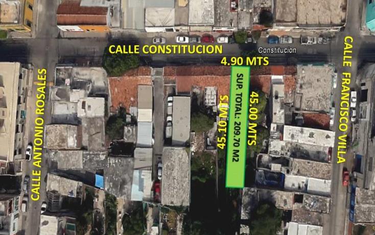 Foto de casa en venta en calle constituci?n 1124, centro, mazatl?n, sinaloa, 1585010 No. 02