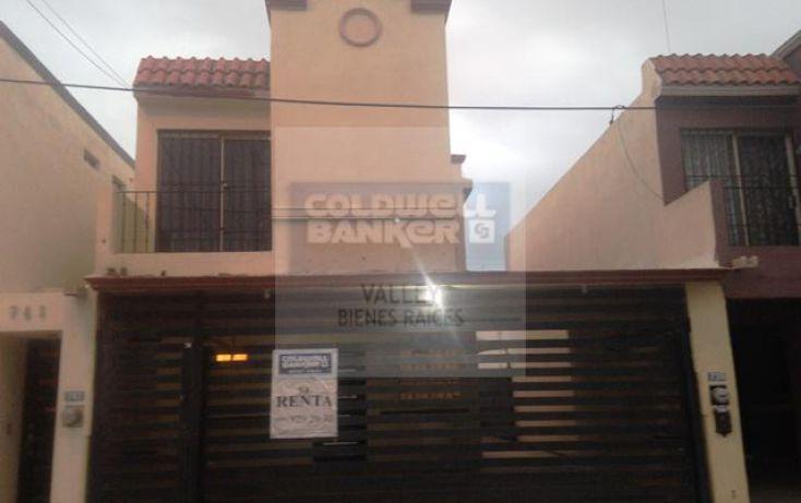 Foto de casa en renta en calle cuatro 739, vista hermosa, reynosa, tamaulipas, 1487801 no 01
