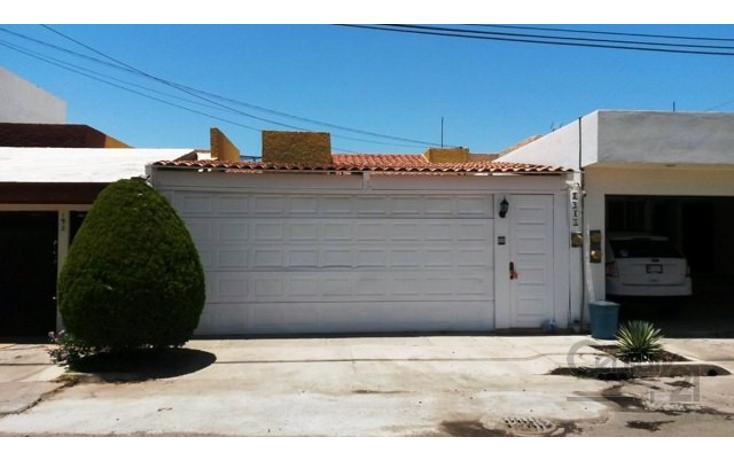 Foto de casa en venta en calle de las amapas 1943 , la campiña, culiacán, sinaloa, 1697574 No. 01
