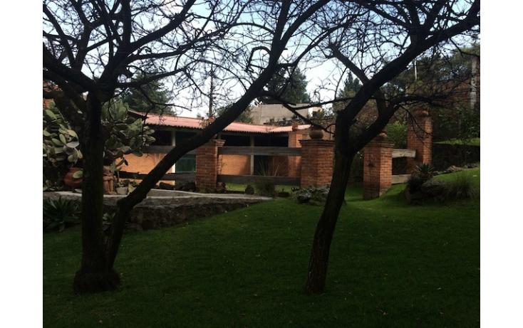 Foto de casa en venta en calle de reforma, san andrés totoltepec, tlalpan, df, 644557 no 02