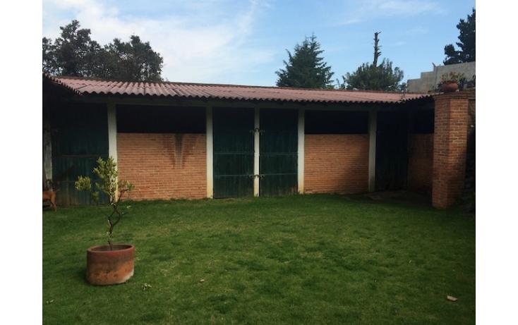 Foto de casa en venta en calle de reforma, san andrés totoltepec, tlalpan, df, 644557 no 13