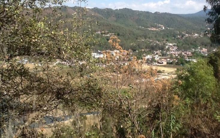 Foto de terreno habitacional en venta en calle del bosque s/n, la peña , valle de bravo, valle de bravo, méxico, 829475 No. 01