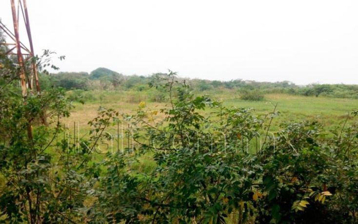 Foto de terreno habitacional en venta en calle del imss, el paraíso, tuxpan, veracruz, 1750034 no 02