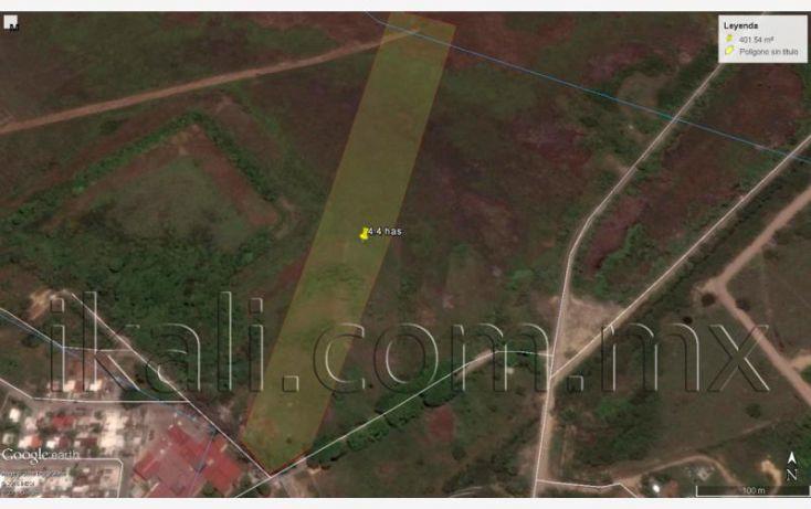 Foto de terreno habitacional en venta en calle del imss, el paraíso, tuxpan, veracruz, 1750034 no 07