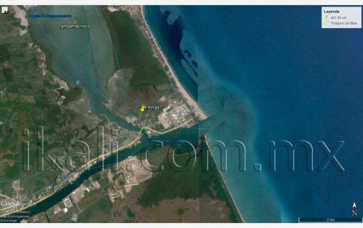Foto de terreno habitacional en venta en calle del imss, el paraíso, tuxpan, veracruz, 1750034 no 09