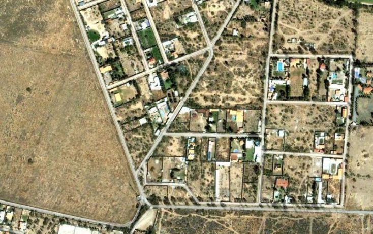 Foto de terreno habitacional en venta en calle del pozo, granjas de la florida, cerro de san pedro, san luis potosí, 1008769 no 01