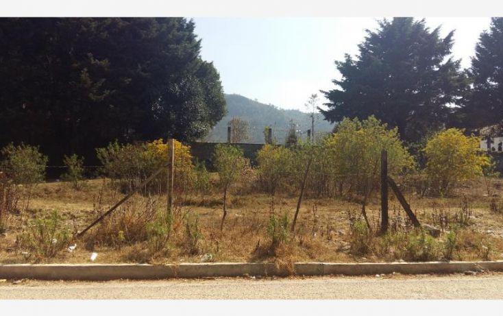 Foto de terreno habitacional en venta en calle del sumidero, lote 12, monte de los olivos, san cristóbal de las casas, chiapas, 1836144 no 01