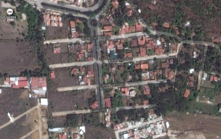Foto de terreno habitacional en venta en calle del tule 46, el pedregal, san cristóbal de las casas, chiapas, 1903768 no 09