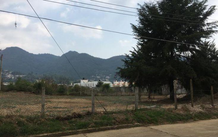 Foto de terreno habitacional en venta en calle del tule 55, el pedregal, san cristóbal de las casas, chiapas, 1849176 no 01