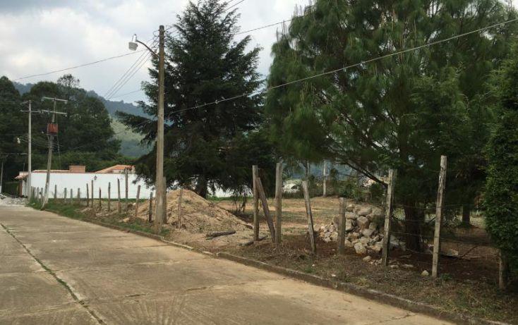 Foto de terreno habitacional en venta en calle del tule 55, el pedregal, san cristóbal de las casas, chiapas, 1849176 no 02