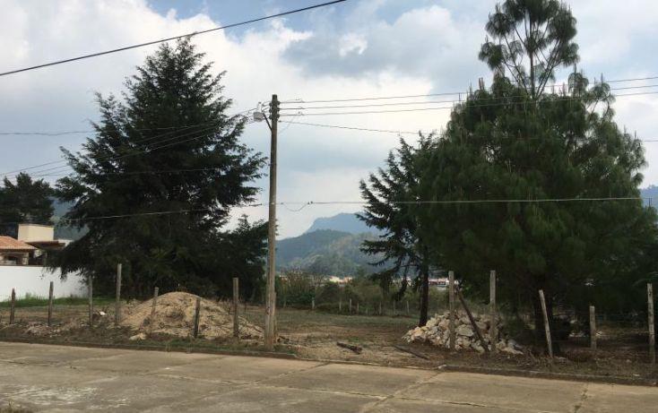 Foto de terreno habitacional en venta en calle del tule 55, el pedregal, san cristóbal de las casas, chiapas, 1849176 no 03