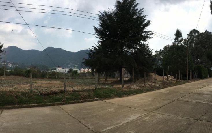 Foto de terreno habitacional en venta en calle del tule 55, el pedregal, san cristóbal de las casas, chiapas, 1849176 no 04