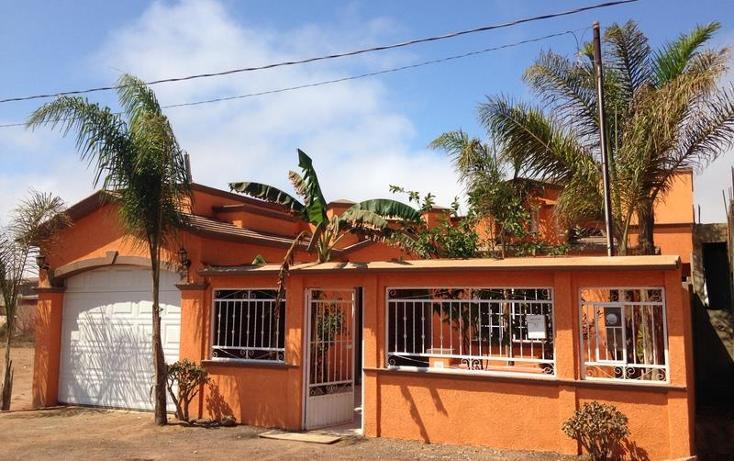 Foto de casa en venta en calle el morro, baja california, méxico , vicente guerrero, ensenada, baja california, 1305669 No. 01
