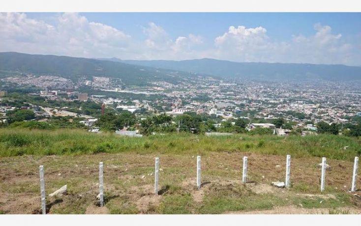 Foto de terreno habitacional en venta en calle el roble, bosques del sur, tuxtla gutiérrez, chiapas, 1573346 no 03