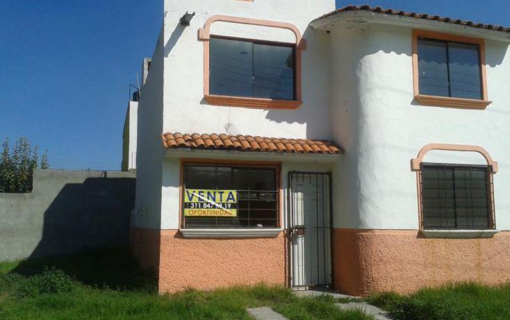 Foto de casa en venta en calle encino 132, arboledas, tula de allende, hidalgo, 1648514 no 01