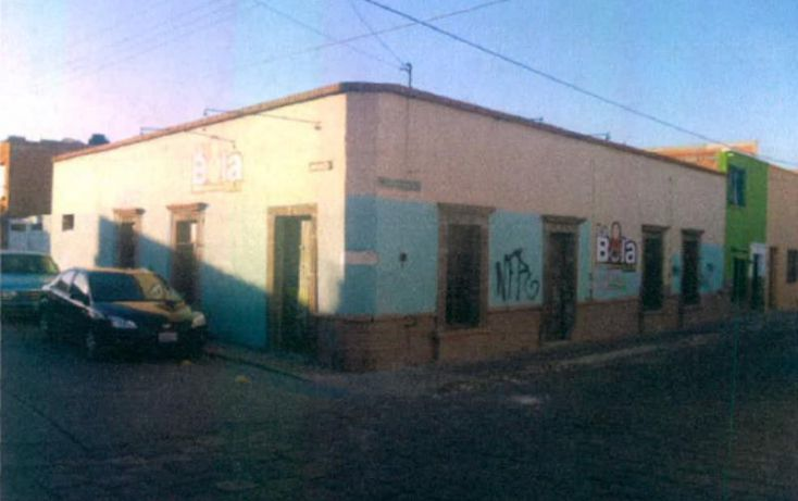 Foto de local en venta en calle filisola esquina leon garcia 500, ferrocarrilera, san luis potosí, san luis potosí, 1390439 no 01
