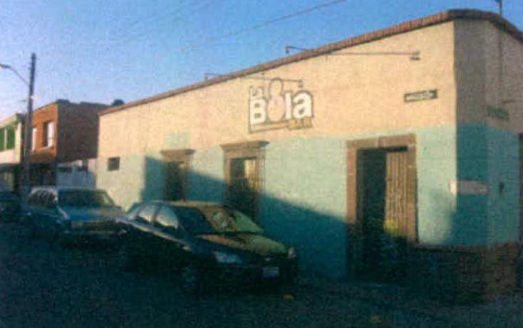 Foto de local en venta en calle filisola esquina leon garcia 500, ferrocarrilera, san luis potosí, san luis potosí, 1390439 no 02