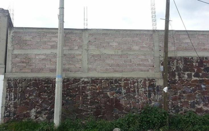 Foto de terreno habitacional en venta en calle francisco villa 00, guadalupe victoria, ecatepec de morelos, méxico, 983357 No. 04