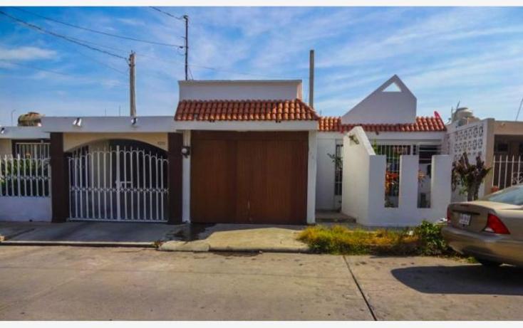 Foto de casa en venta en calle guelatao 1007, lomas del valle, mazatl?n, sinaloa, 916937 No. 01