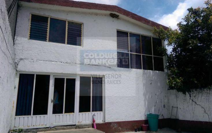 Foto de casa en venta en calle hidalgo sn, zacango, villa guerrero, estado de méxico, 1429533 no 01