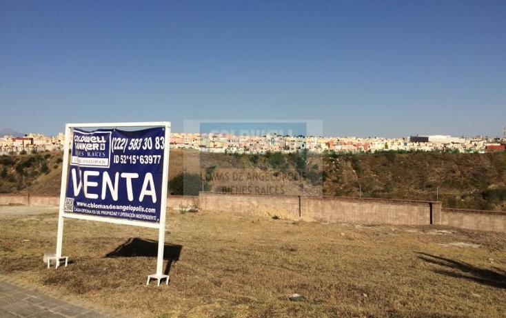 Foto de terreno habitacional en venta en calle isla de man, parque victoria , lomas de angelópolis ii, san andrés cholula, puebla, 756271 No. 03