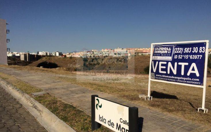 Foto de terreno habitacional en venta en calle isla de man, parque victoria, lomas de angelópolis ii, san andrés cholula, puebla, 756271 no 06