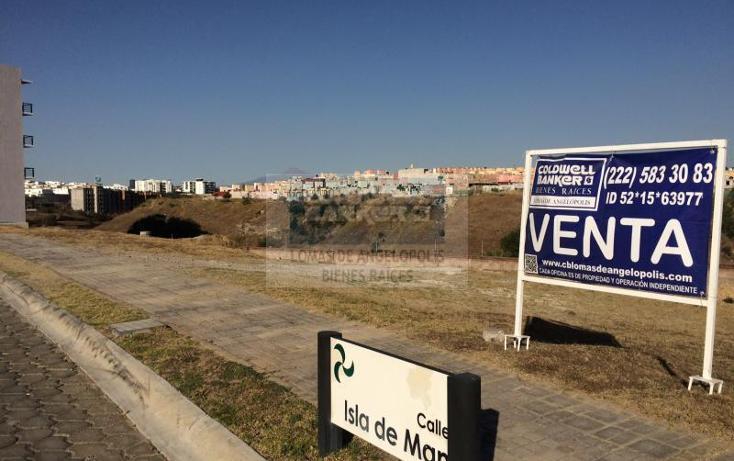 Foto de terreno habitacional en venta en calle isla de man, parque victoria , lomas de angelópolis ii, san andrés cholula, puebla, 756271 No. 06