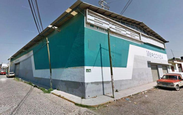 Foto de nave industrial en renta en calle jalisco, san isidro miranda, el marqués, querétaro, 1818406 no 01