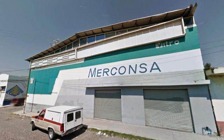 Foto de nave industrial en renta en calle jalisco, san isidro miranda, el marqués, querétaro, 1818406 no 02