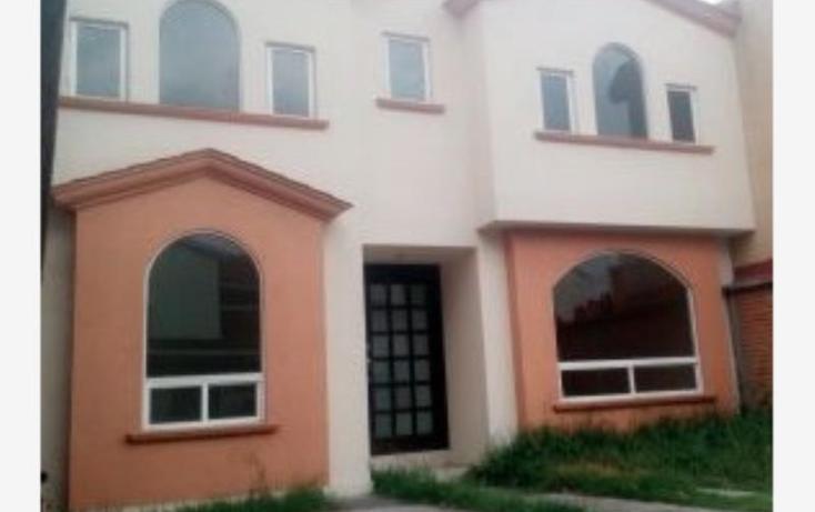Foto de casa en venta en  8, las fuentes, toluca, méxico, 1578174 No. 01