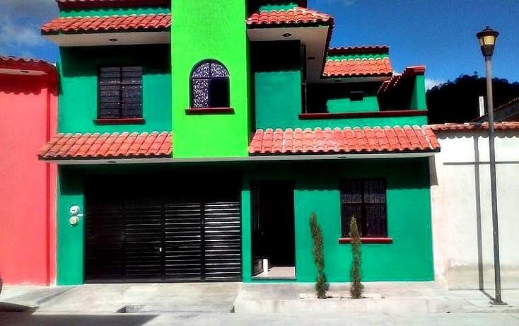 Foto de casa en venta en calle lirios , ojo de agua, san cristóbal de las casas, chiapas, 2715353 No. 01