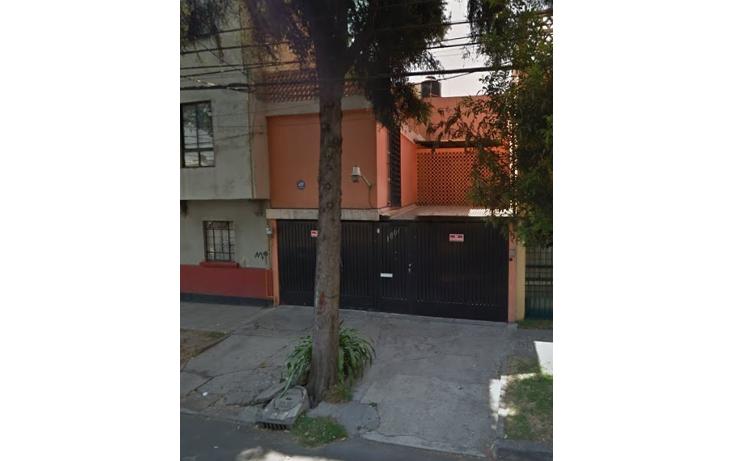 Foto de casa en venta en calle luz saviñon , narvarte poniente, benito juárez, distrito federal, 1023131 No. 02