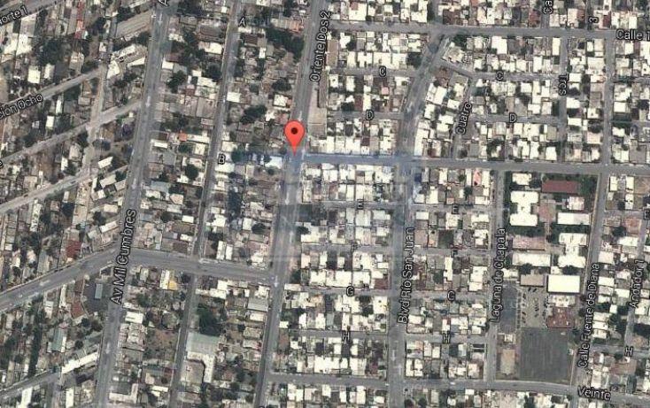 Foto de terreno habitacional en venta en calle oriente 2 410, las cumbres prolongación, reynosa, tamaulipas, 218797 no 03