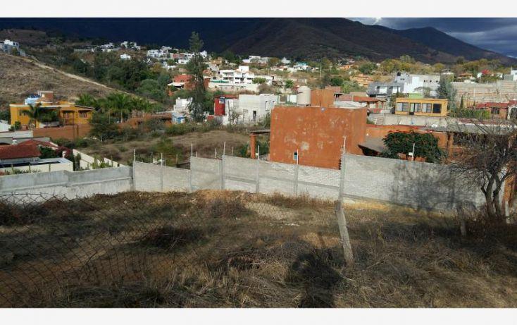 Foto de terreno habitacional en venta en calle pedrada de sal lote 5 ,paraje ladera del bajio, bosque san felipe, oaxaca de juárez, oaxaca, 1593440 no 03