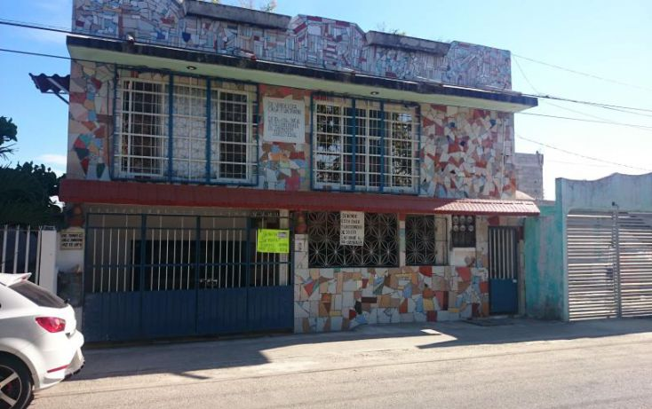 Foto de casa en venta en calle principal, gustavo de la fuente dorantes, comalcalco, tabasco, 1537690 no 01