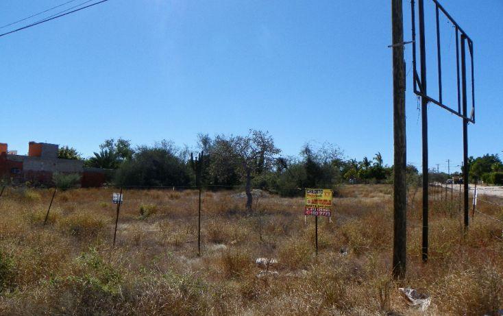 Foto de terreno habitacional en venta en calle quinta sn, el centenario, la paz, baja california sur, 1721200 no 02