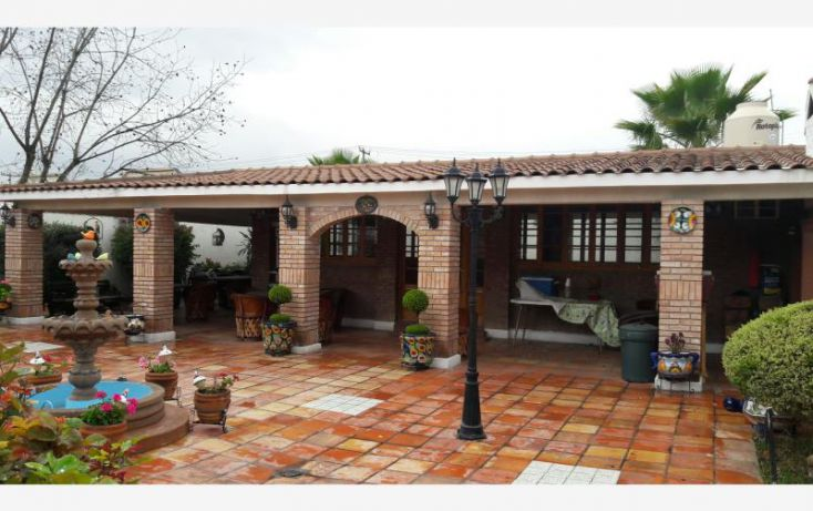 Foto de casa en venta en calle real 180, jardines del valle, saltillo, coahuila de zaragoza, 1726570 no 01