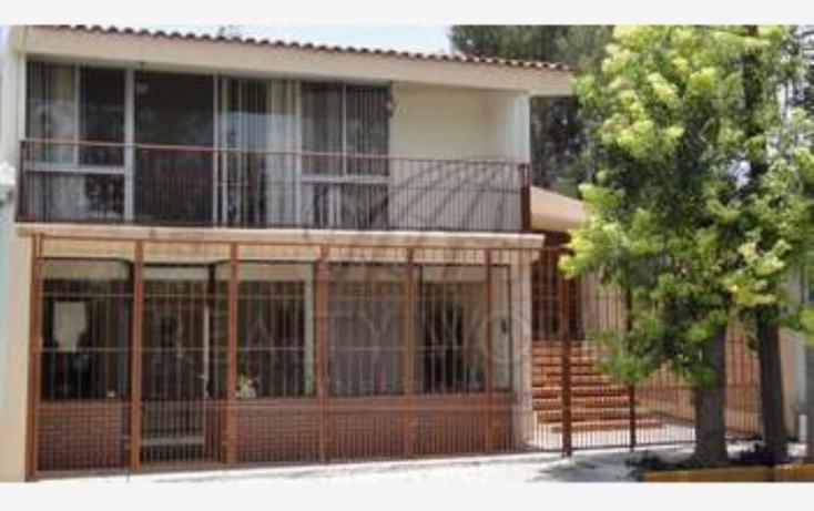 Foto de casa en venta en calle real 448, jardines del valle, saltillo, coahuila de zaragoza, 882445 no 01
