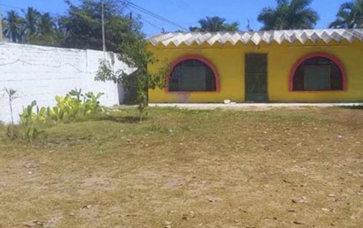 Foto de terreno habitacional en venta en  25, teacapan, escuinapa, sinaloa, 1341133 No. 03
