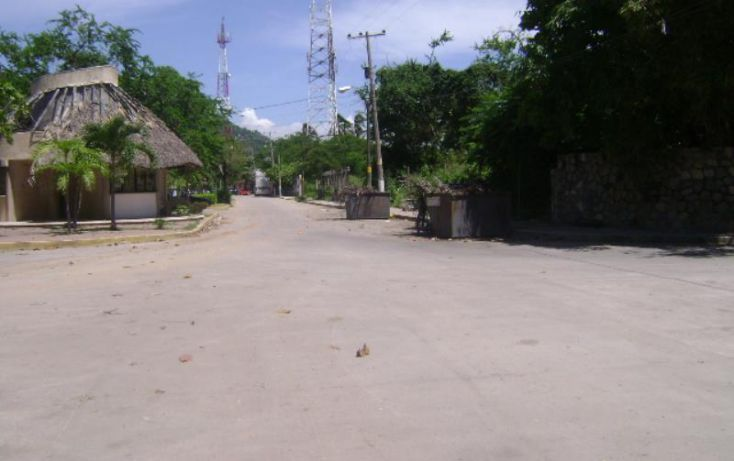 Foto de terreno habitacional en venta en calle revolcadero 3, 3 de abril, acapulco de juárez, guerrero, 1804402 no 02