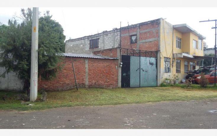 Foto de terreno habitacional en venta en calle revolución esquina cedro, la carcaña, san pedro cholula, puebla, 1995722 no 01