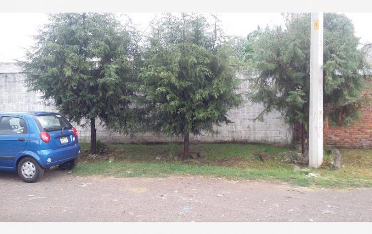 Foto de terreno habitacional en venta en calle revolución esquina cedro, la carcaña, san pedro cholula, puebla, 1995722 no 02