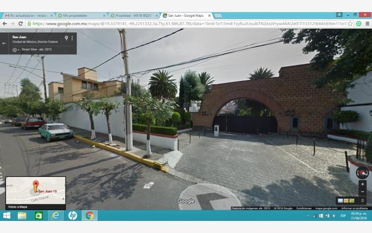 Foto de casa en venta en calle san juan. 0, olivar de los padres, ?lvaro obreg?n, distrito federal, 2009054 No. 01