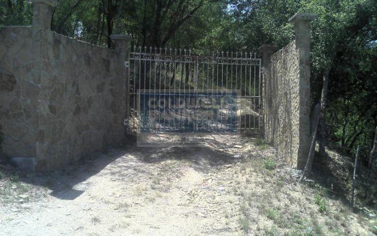 Foto de terreno habitacional en venta en calle sin nombre, lazarillos de abajo, allende, nuevo león, 261341 no 02