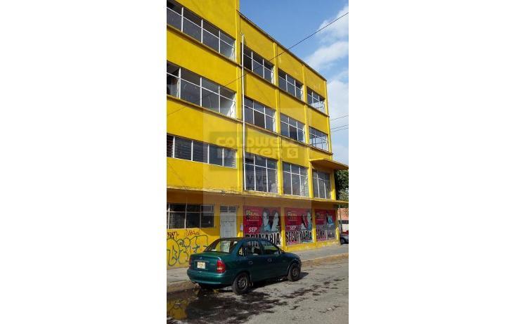 Foto de edificio en renta en  1, santa maría tulpetlac, ecatepec de morelos, méxico, 1346375 No. 01