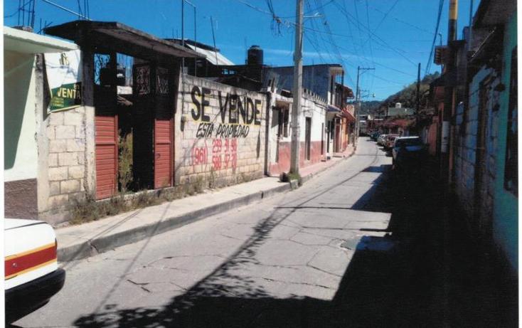 Foto de terreno habitacional en venta en calle sostenes esponda , santa lucia, san cristóbal de las casas, chiapas, 1698496 No. 01