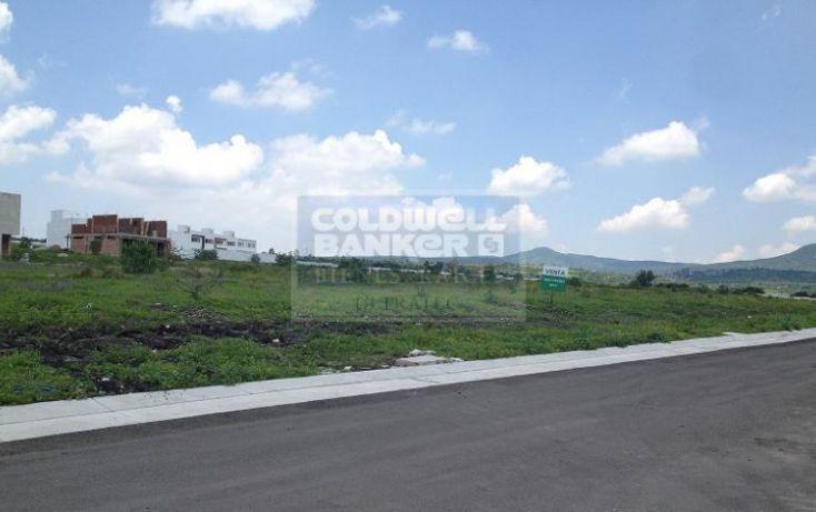 Foto de terreno habitacional en venta en calle tank grand juriquilla, real de juriquilla paisano, querétaro, querétaro, 524194 no 04