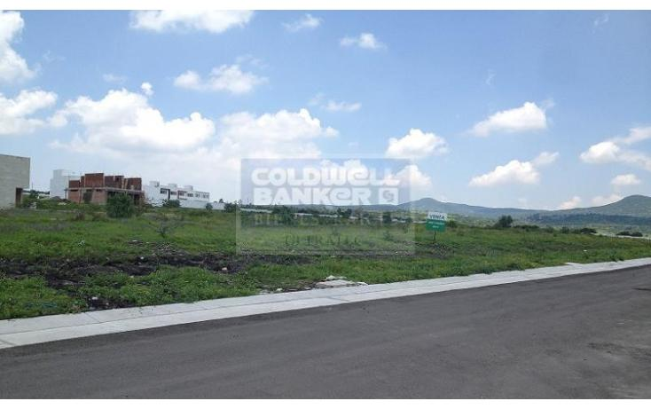 Foto de terreno habitacional en venta en  , real de juriquilla (paisano), querétaro, querétaro, 524194 No. 04