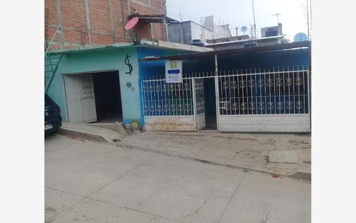 Foto de casa en venta en calle tezozomoc manzana 16,lote 17, azteca, tuxtla gutiérrez, chiapas, 3418461 No. 01