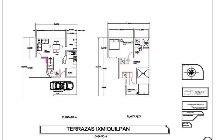 Foto de casa en venta en calle vicente guerrero 8, ixmiquilpan centro, ixmiquilpan, hidalgo, 1090315 No. 09